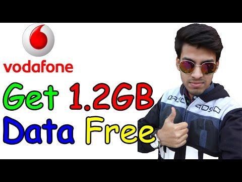 [Answer added]My Vodafone App Spot Heart Offer : Get upto 1.2GB Data Free