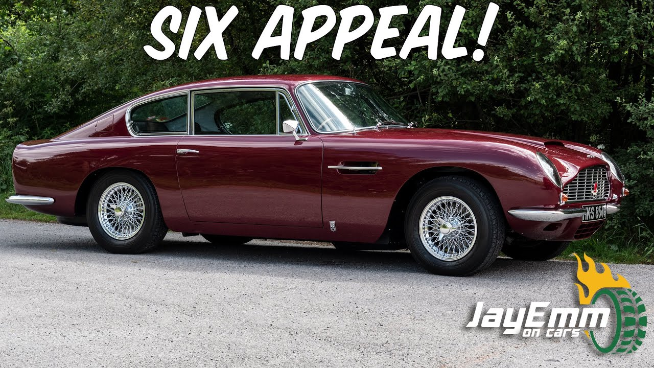 Today I Drive An Aston Martin Db6 Join Me For Some Classic Aston Action Youtube