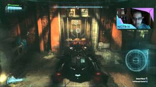 NoThx Stream ~ Batman: Arkham Knight #3