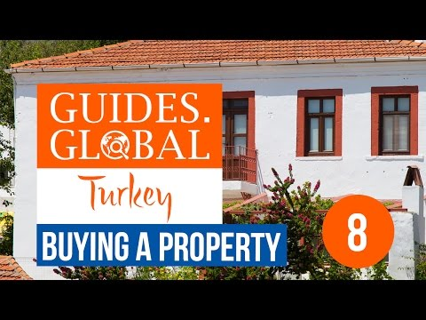 Buying a Property in Turkey -  Part 8 - Signing the Title