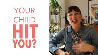 LoveParenting: What to do when your child hits you?