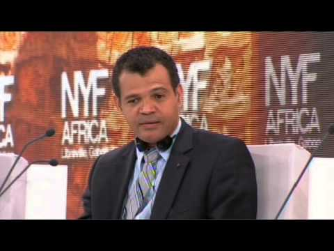 Africa's Energy Equation | New York Forum Africa 2012