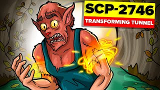 SCP That Turns You Into an Animal - SCP-2746 - REDACTED is Dead (SCP Animation)