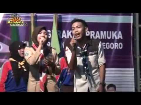 Asmara Tunas Kelapa - Kak Yetno (the munk) [Raimuna Ranting Bojonegoro2015]
