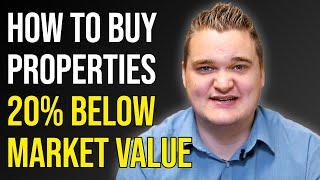 MAGIC WORDS To Get BARGAIN Properties | Samuel Leeds