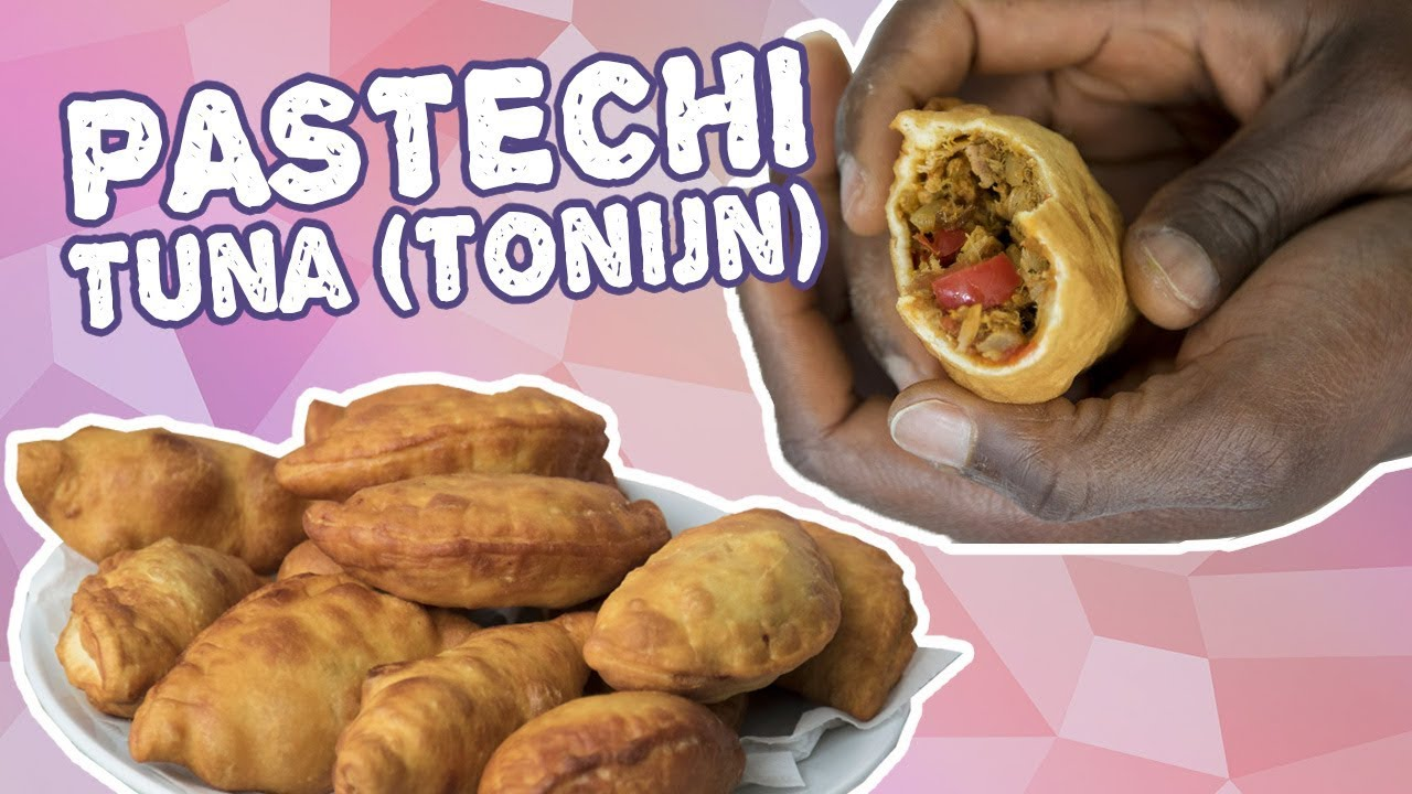 Recepten Antilliaanse Keuken : Recept antilliaanse pastechi tuna tonijnpasteitjes youtube