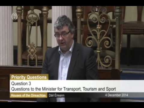 Thomas asks question on offshore renewable energy