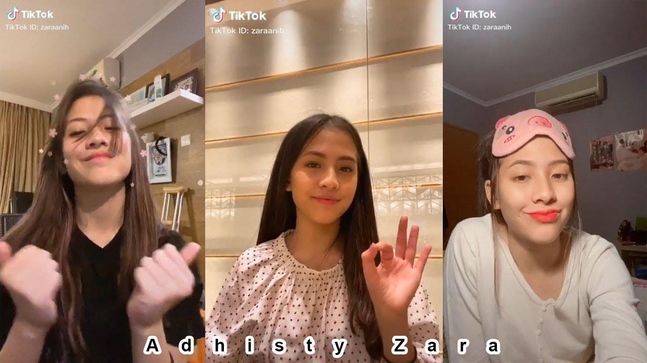 Kompilasi Tik Tok Adhisty Zara Youtube