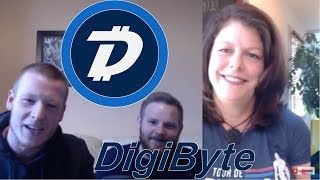 Digibyte Awareness Team Interview With Laura Taylor!