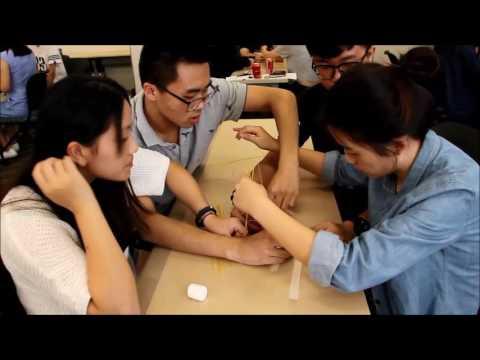 China Summer Programs Game Day