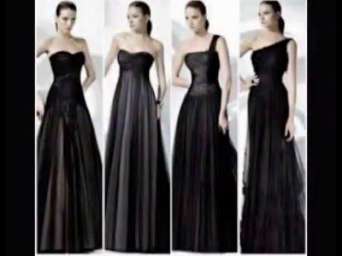 Fotos De Vestidos De Noche Negros
