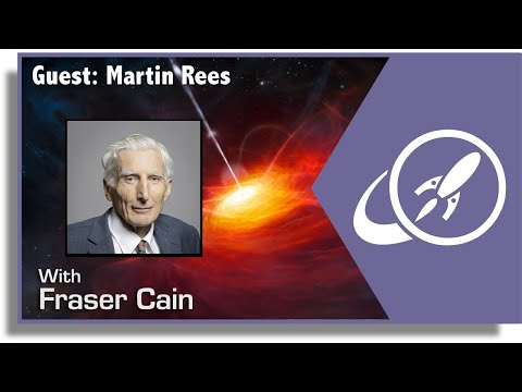 Open Space 78: Astronomer Royal Martin Rees on the Future of Humanity