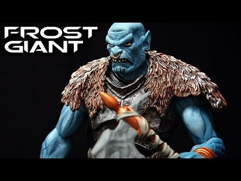Marvel Universe Legends Icons FROST GIANT Figure Review