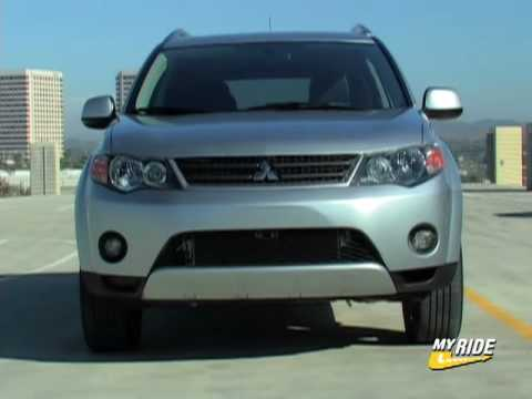 Review: 2007 Mitsubishi Outlander