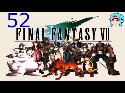 Let's Play Final Fantasy VII Blind! Part 52 Sonic?
