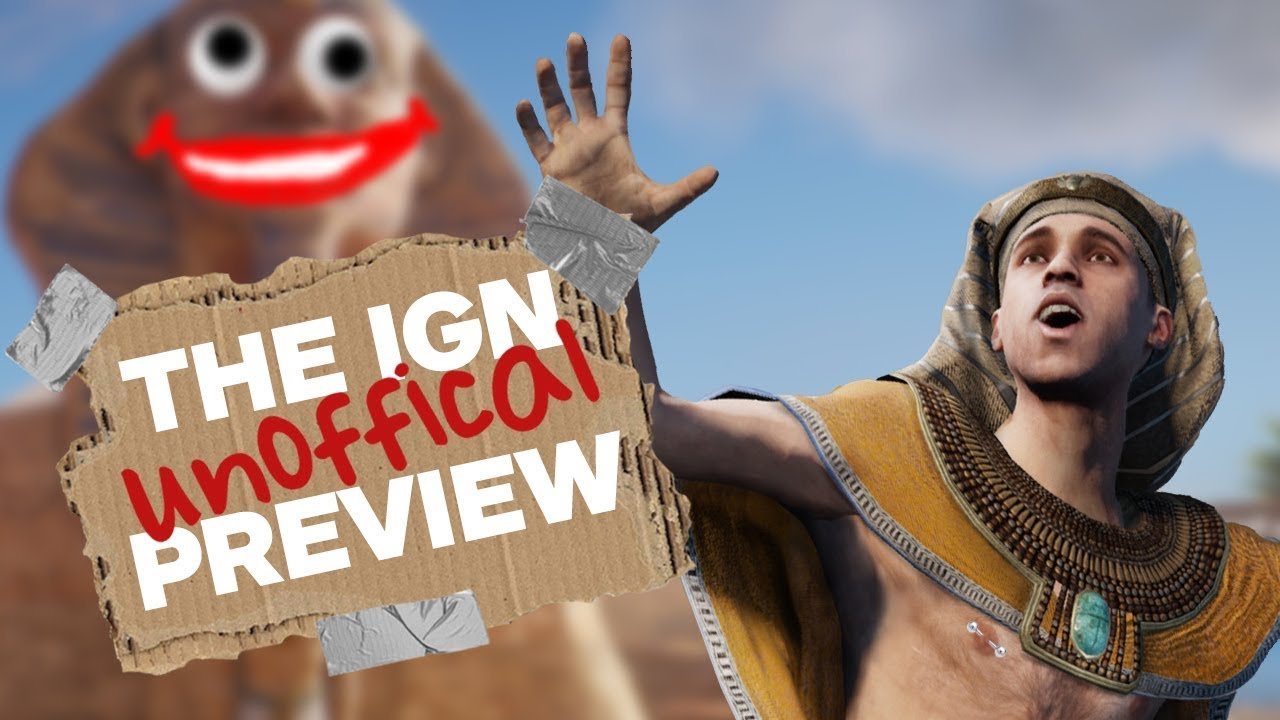 Assassin's Creed: Origins Discovery Tour – The Unofficial IGN Preview