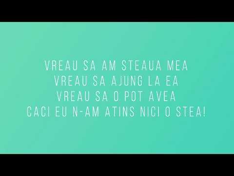 Laura Stoica Nici o stea - Versuri