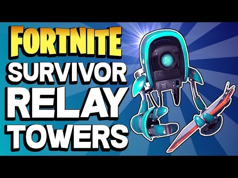 PUMP UP THE VOLUME! - Relay Tower Mission Guide For Fortnite Save The World PVE