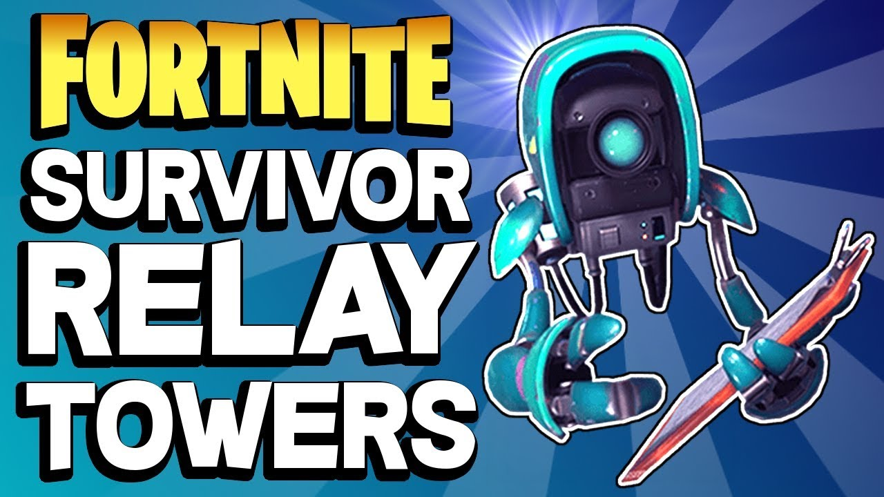 pump up the volume relay tower mission guide for fortnite save