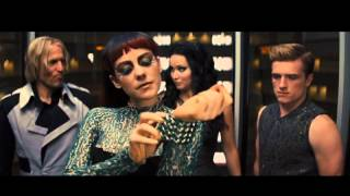 Catching fire funniest moments (the hunger games)