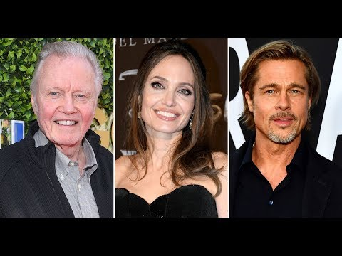 Jon Voight Praises Angelina Jolie and Brad Pitt Ahead of Golden Globes 2020: 'I'm Very Proud' from YouTube · Duration:  4 minutes 6 seconds