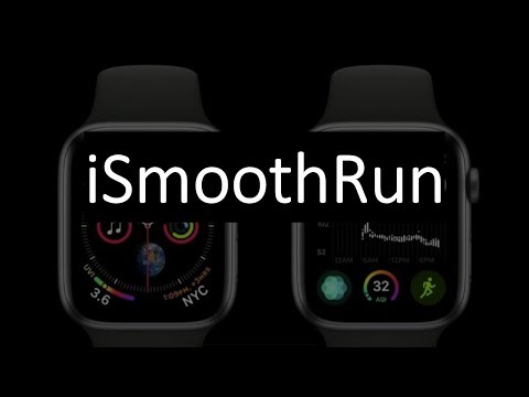 iSmoothRun review for apple watch and iphone