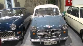Fiat nsu 1100 1958 40hp max 123km/h 1.1l