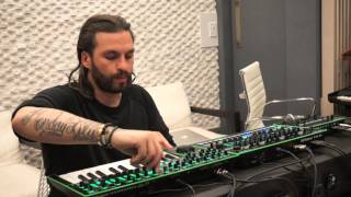 AIRA Artist First Contact — STEVE ANGELLO
