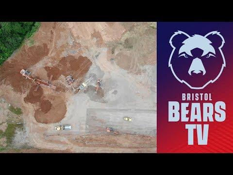 Tainton Updates On Training Ground Update