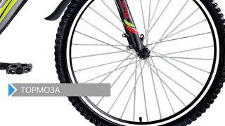 Обзор велосипеда FORWARD Dakota 26 2.0 2018