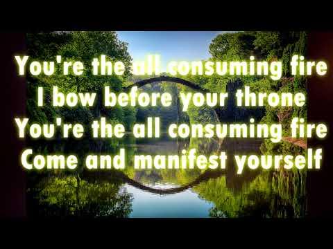 JIMMY D PSALMIST-CONSUMING FIRE (LYRICS VIDEO)