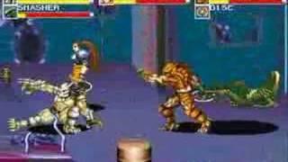 tochiro team capcom alien vs predator arcade movie one