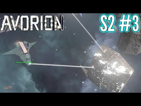 Avorion | The Harvesting Fleet! | Ep3 S2 | Avorion Gameplay