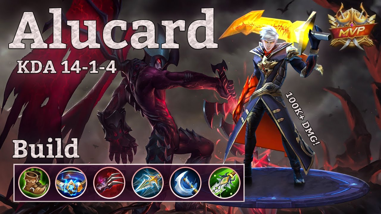 Image Result For Mobile Legends Alucard