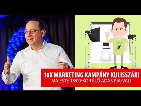 #5 KATAPULT LIVE - PJA 10x Marketing Kampányának kulisszatitkai + MEGLEPETÉS