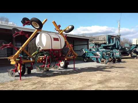 01-30-16 Farm Equipment Auction Seaboard, NC