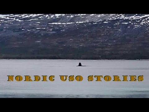 Nordic UFO stories 18 - Underwater Activity
