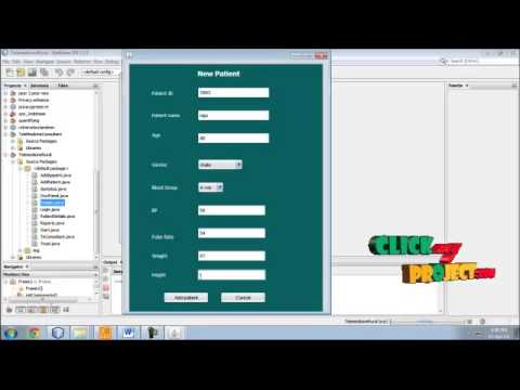 Final Year Projects | A Cloud Computing Based Telemedicine Service