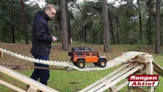 RC Terreinwagen rijden - Rongen Aktief