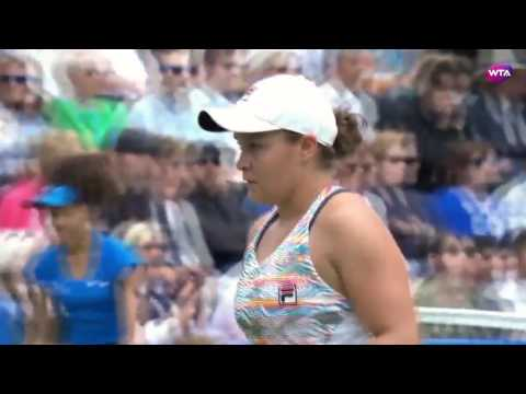 2017 Aegon Classic Semifinals | Shot of the Day | Ashleigh Barty