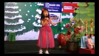Lagu Natal Anak - Malam yang Indah by Maria Christa