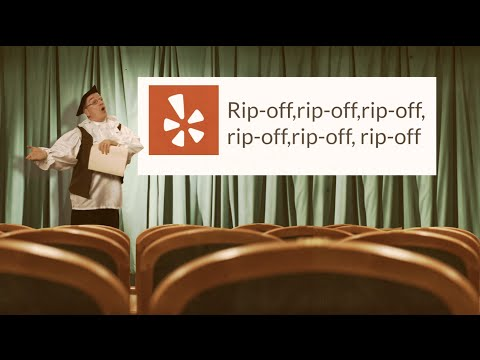 Reputation Management Theater Rip Off