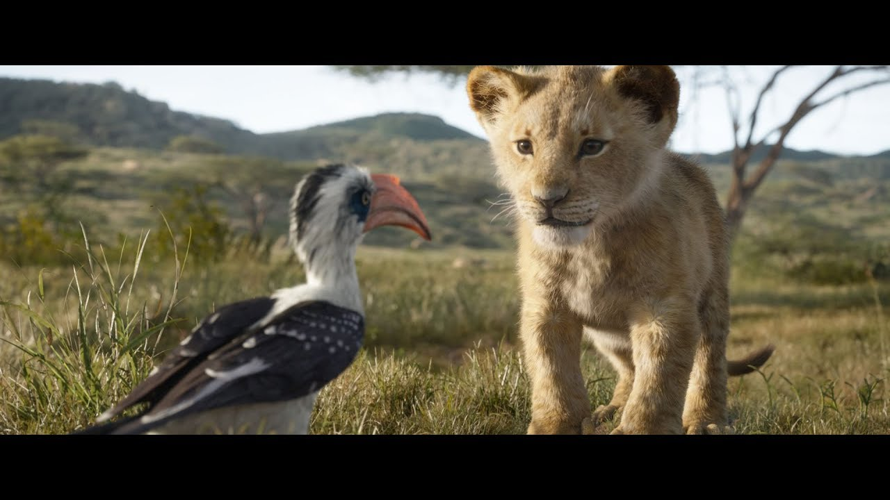 The Lion King 2019 Movie Trailer 2