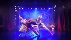 Tanssiteatteri ERI etäopetusmateriaalia ala-asteikäisille