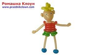 МАЛЬЧИК ИЗ ВОЗДУШНЫХ ШАРОВ своими руками Balloon Boy TUTORIAL