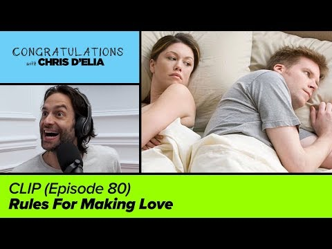 CLIP: Rules For Making Love - Congratulations with Chris D'Elia