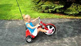 Radio Flyer Big Flyer Big Wheel Bike - Demo Video