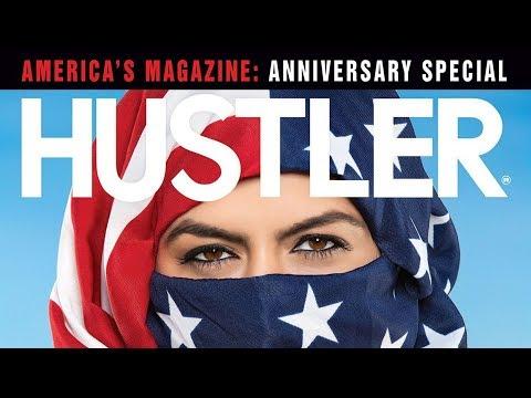 "Hustler promotes ""twisted interpretation of the Niqab"""