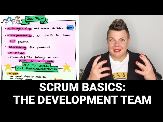 Scrum Basics: The Development Team