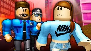 THE LAST GUEST - DAISY ESCAPES THE EVIL CRIMINALS! ( A Roblox Jailbreak Update Roleplay Story)